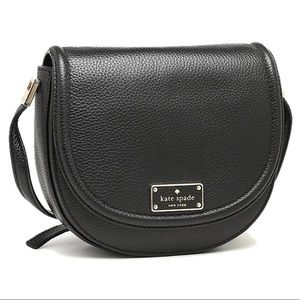 Kate Spade Oliver Street 'Lilly' Leather Crossbody